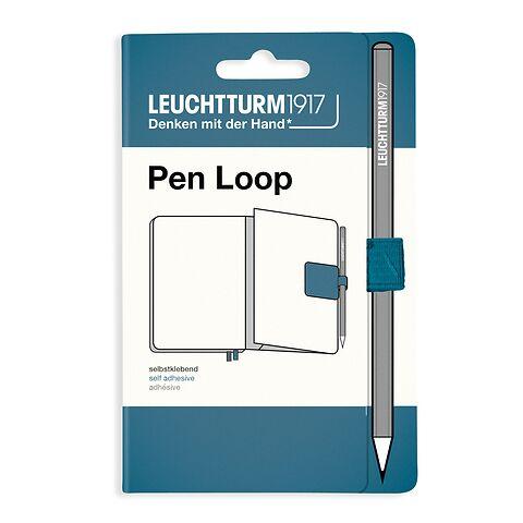 Pen Loop (Stiftschlaufe), Stone Blue
