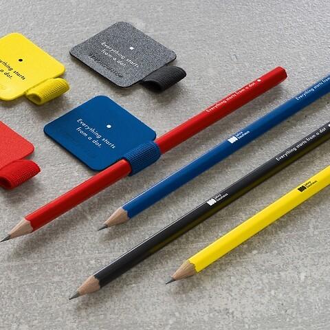 Bleistifte 100 Jahre Bauhaus