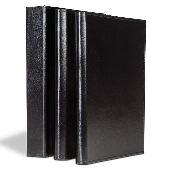 Urkundenmappe mit 40 Klarsichthüllen, DIN A4