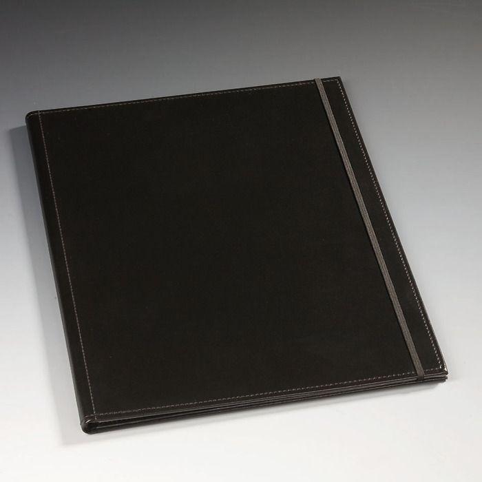 Notenmappe A4, Kunstleder, ohne Handgurt