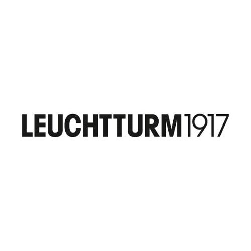 Notizbuch Medium (A5), Hardcover, 251 nummerierte Seiten, Azur, Liniert