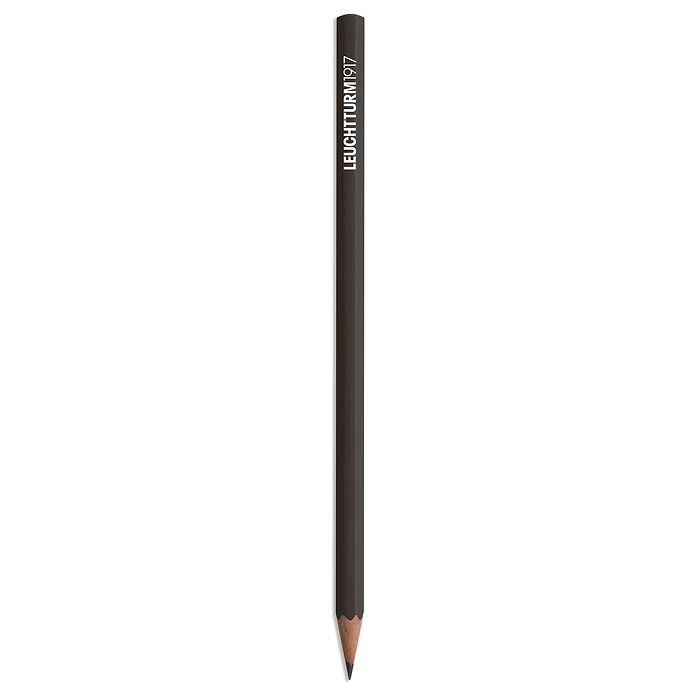 Bleistift HB, LEUCHTTURM1917,  Schwarz