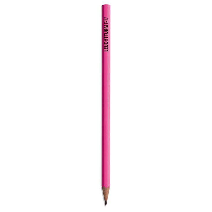Bleistift HB, LEUCHTTURM1917,  New Pink