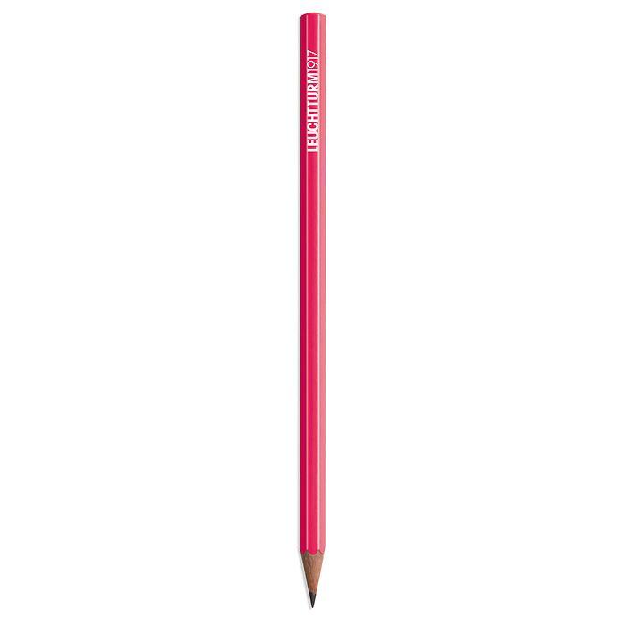 Bleistift HB, LEUCHTTURM1917, Neon Pink