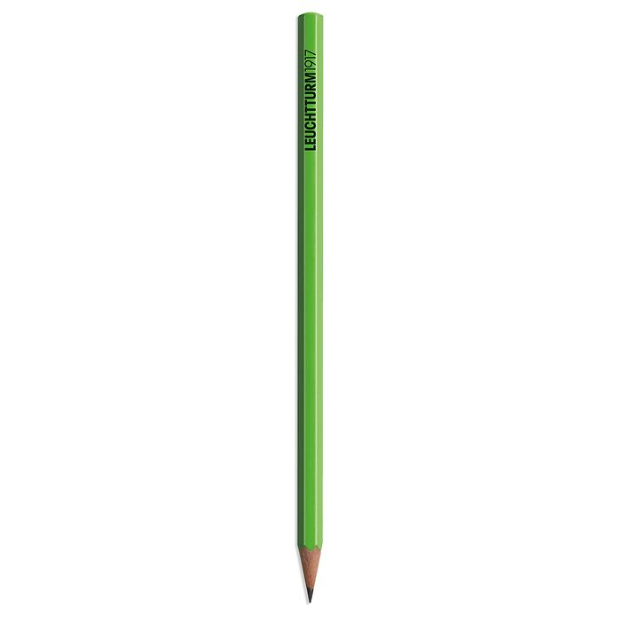 Bleistift HB, LEUCHTTURM1917, Neon Grün