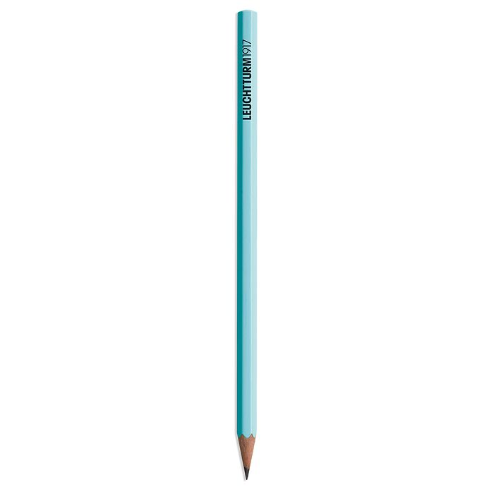 Bleistift HB, LEUCHTTURM1917, Aquamarine