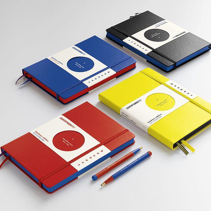 Notizbuch Bauhaus Edition