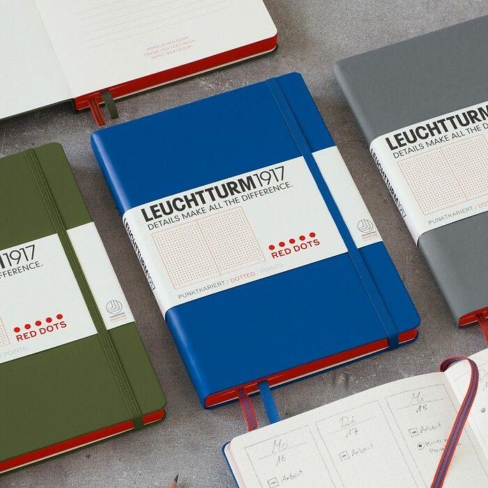 Notizbuch RED DOTS Edition