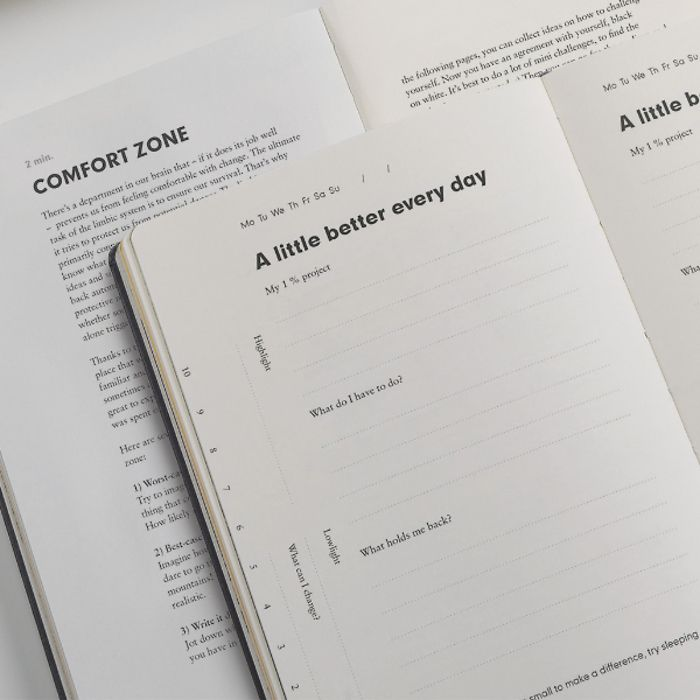 Change Journal Englisch