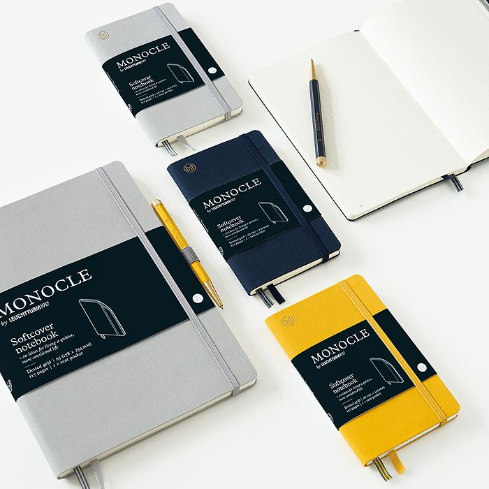 Hardcover notebook Monocle by LEUCHTTURM1917