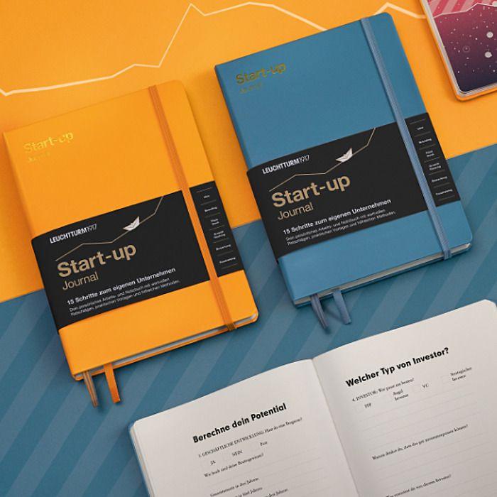 Start-up Journal, Deutsch