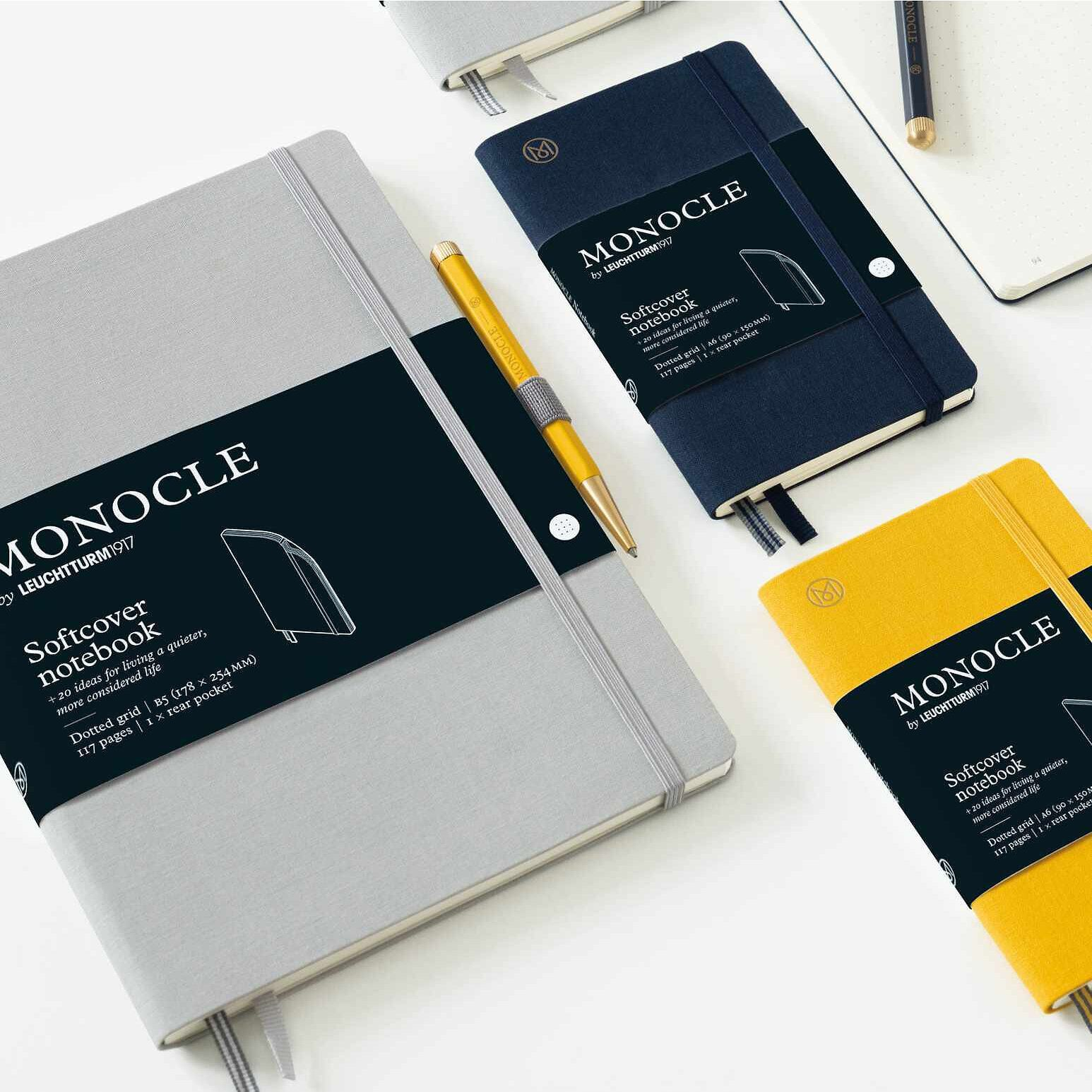 Softcover notebook Monocle by LEUCHTTURM20